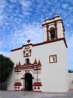 Iglesia de Ntro. Señor San Jose, Sabinas Hidalgo, Nuevo Leon, Mexico