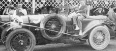 Bentley Thistlewayte Gallop Le Mans 1926