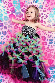 Abby's TuTu Factory- criss cross tutu dresses