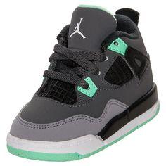 boys toddler jordan retro 4 basketball shoes
