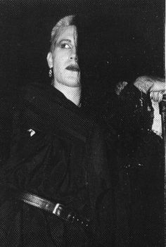 Rozz Williams from Christian Death