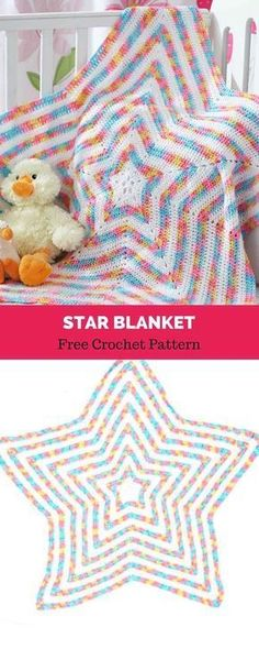Heart Stitch and Blanket [Free Crochet Pattern and Video Tutorial ...