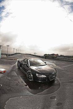 "Ultraleggera HLT 20"" on Audi R8 Spyder by Sport Wheels #OZRACING #"
