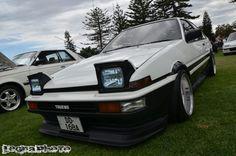 Trueno Ae86 Panda