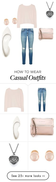 """Casual Day"" by zencowgal on Polyvore featuring Banjo & Matilda, Rebecca Minkoff, Givenchy, Charlotte Russe and Kenneth Jay Lane"