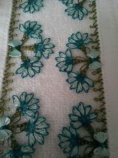 This Pin was discovered by Kad Thread Art, Needle And Thread, Needle Lace, Cheese Cloth, Lace Making, Embroidery Stitches, Tatting, Needlework, Diy And Crafts
