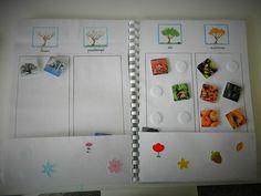 . Petite Section, Creations, Calendar, Holiday Decor, Maths, Sorting Activities, Preschool Seasons, Days Of Week, World Discovery