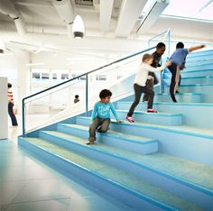 Vittra School by Rosan Bosch. A school without classrooms! Why I want to live in Sweden...