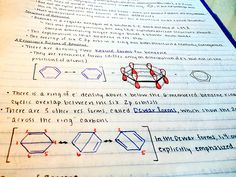 organic chemistry notes - benzene | Flickr - Photo Sharing!