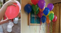 Comment gonfler un ballon sans hélium! Did you know that helium is becoming ever rarer? Ballon Helium, Deco Ballon, Tips & Tricks, Birthday Balloons, Diy For Kids, Party Time, Activities For Kids, Diy And Crafts, Projects To Try