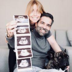 Maria Clara [ pregnancy announcement ]