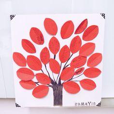 Farewell tree for Jacklyn Pang