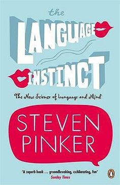 In this exhilarating book, Steven Pinker asserts that language should not be seen as a cultural artefact that we learn in the way we learn to tell the time, but as a distinct part of the biological make-up of our brains.
