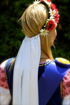 Ukrainian traditional dress