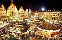 Ten Most Beautiful Christmas Markets- Vienna, Austria