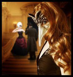 masquerade  by ~NaomiFaMi