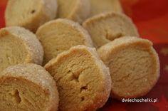 Dwie Chochelki: Kruche ciasteczka z cynamonem