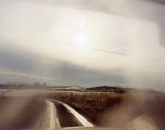 La nuit et les routes de Todd Hido - La boite verte