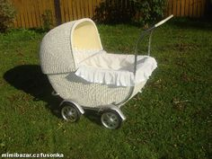 Retro, Hanging Chair, Bassinet, Smoothie, Antiques, Baby, Furniture, Home Decor, Historia