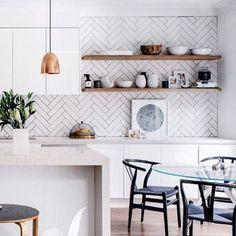 Λευκή κουζίνα, η νέα εμμονή στη διακόσμηση -Πώς να την υιοθετήσεις | BOVARY