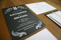 hochzeitseinladung tafelkreide, wedding invitation chalkboard