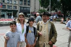 Boston, MA: Freedom Tour