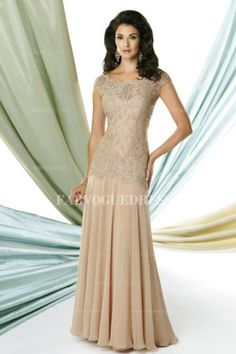 Evening Gowns and Mother of the Bride Dresses by MGNY Beaded ...