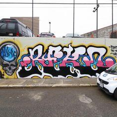 REKO #reko2dx #dcgraffiti