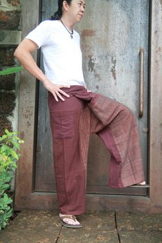 Thai Fisherman Pants for Pete?