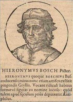 Интересное и забытое - быт и курьезы прошлых эпох. - Босх-Jheronimus Bosch. Рисунки и гравюры.