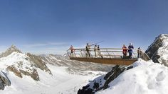 Top of Tyrol, Stubai Gletscher