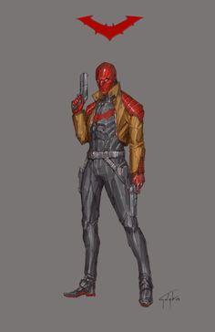 Red Hood ®... #{T.R.L.}