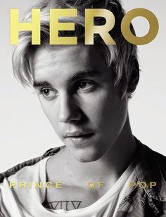 Justin Bieber, Bruce Webber x HERO 13