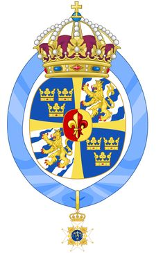 Category:Coats of arms of the Royal Family of Sweden Family Crest, Wikimedia Commons, Coat Of Arms, Sweden, Royalty, Army, Coats, Flags, Men