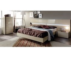 Dormitorio Moderno 97