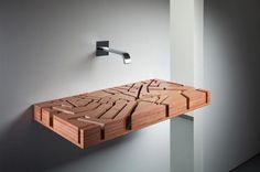 Maze sink