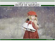 5 regalos que merece la pena dar antes de Navidad http://www.eljardindevenus.com/maternidad/5-regalos-merece-la-pena-dar-navidad/
