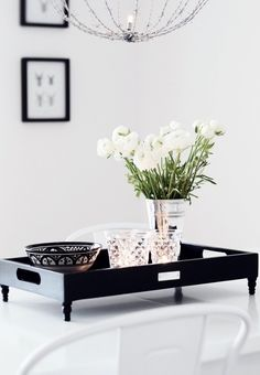 """Professional stylists, obnoxious Instagram stars and your super-stylish friend whose house always looks just so— what do they all have in common? Whether it's for a photo, a party, or just a bookcase, they understand the importance of styling. To the uninitiated, creating """"vignettes"""" around the home might sound a tad pretentious, but it's really just a combination of tidying, arranging and displaying your belongings in a visually pleasing way. And you really don't need to own anything…"""