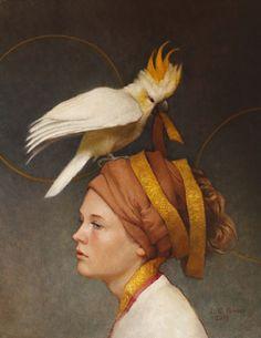 Louise C. Fenne | Escape Into Life