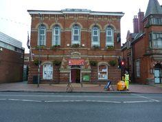 Heanor Town Hall, Market Street
