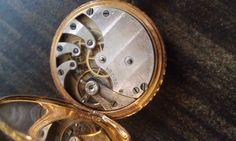 Pocket Watch, Clock, Watches, Metal, Accessories, Watch, Pocket Watches, Wristwatches, Clocks