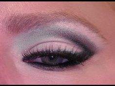 PERFECT CUT CREASE TUTORIAL - CLUBBING MAKEUP || A cut crease is something that looks harder than it is - but in actuality its very simple and easy to do - and gives dramatic results. I have taken the cut crease and gone a step further. Why not eh?   Products used:  Makeup Atelier Paris eyeshadows in Black, Grey, White (all matte)  Make up for ever Diamond Powder Mac smoulder Pencil V...
