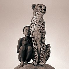 Gregory Colbert born 1960 is a Canadian filmmaker and photographer best known as the creator of Ashes and Snow an exhibition of photographic artworks and African Wild Dog, African Love, White Photography, Animal Photography, Snow Movie, Mexico Art, Wild Dogs, Fine Art Photo, Beautiful Creatures