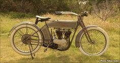 Harley-Davidson 1913 MODEL 9E
