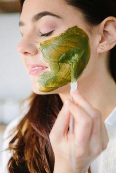 Organic Beauty DIYs - At Home Skin Remedies