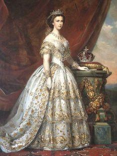 La Emperatriz Sissi de Austria