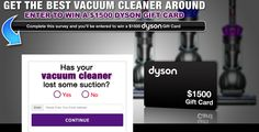 Enter to Win a Free $1500 Dyson Gift Card!