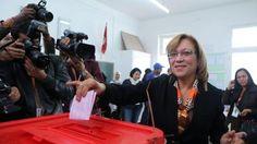 Kannou, ecco la candidata donna alla presidenza della Tunisia