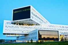 Statoil Headquarters and its Norway HQ is an award-winning design of a-lab…