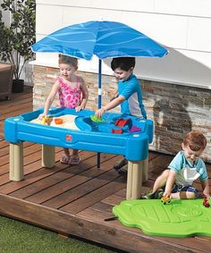 Look what I found on #zulily! Cascading Cove Sand & Water Table #zulilyfinds